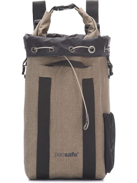 Pacsafe Dry Travelsafe Backpack 15l Sand